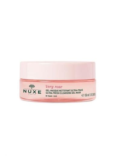 Nuxe  Very Rose Ultra Fresh Cleansing Gel Mask 150 Ml Renksiz